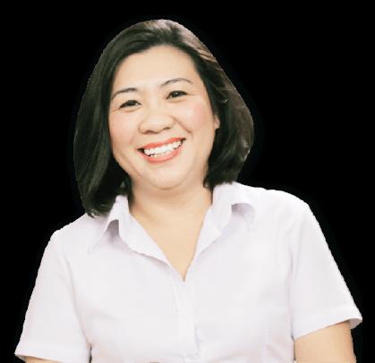 Ms. Binh Smile Design by Westcoast