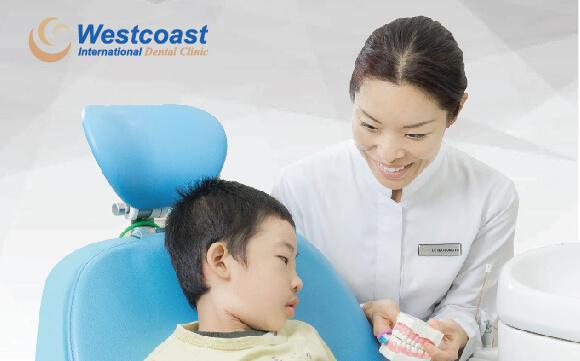 Kids Dental Care with Westcoast