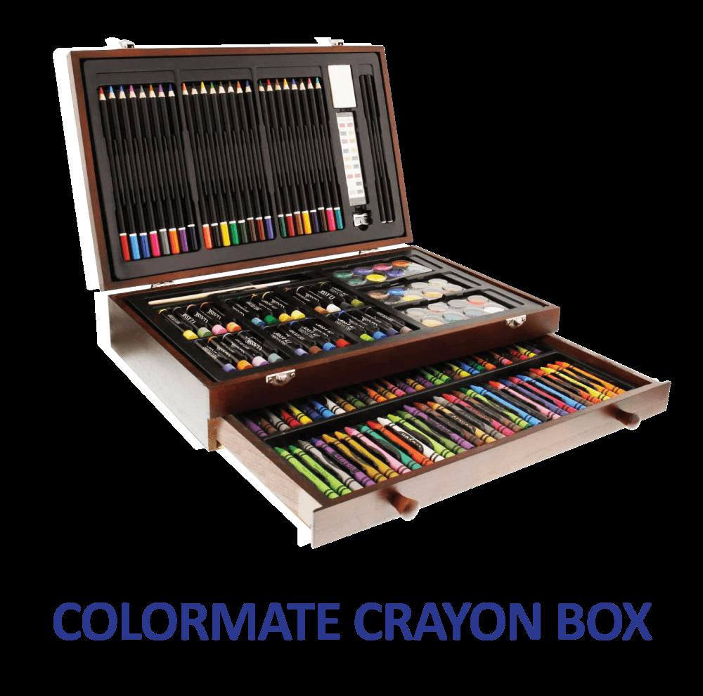 colormate-crayon-box