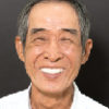 patient with implant all on six treatment